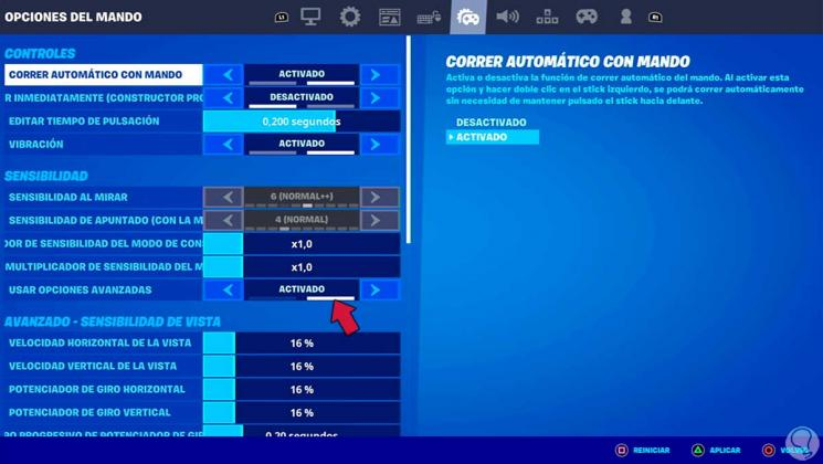 Help Me Aim On Fortnite How To Activate The Aim Assist In Fortnite Ps5 Aim Assistance